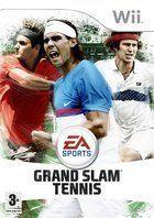 Portada oficial de de EA Sports Grand Slam Tennis para Wii