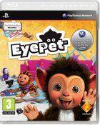 Portada oficial de de EyePet para PS3