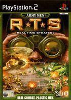 Portada oficial de de Army Men RTS para PS2