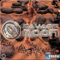 Portada oficial de Savage Moon PSN para PS3