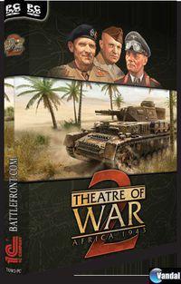 Portada oficial de Theatre of War II: Africa 1943  para PC