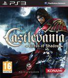 Portada oficial de de Castlevania: Lords of Shadow para PS3