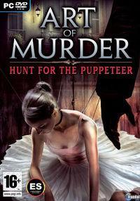 Portada oficial de Art of Murder: Hunt for the Puppeteer para PC