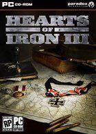 Portada oficial de de Hearts of Iron 3 para PC