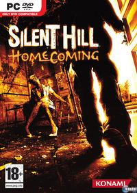 Portada oficial de Silent Hill: Homecoming para PC