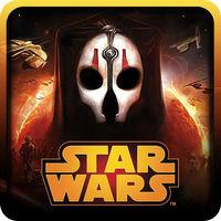 Portada oficial de Star Wars Knights of the Old Republic ll: The Sith Lords para Android