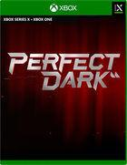 Portada oficial de de Perfect Dark para Xbox Series X/S