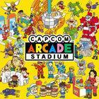 Portada oficial de de Capcom Arcade Stadium para Switch