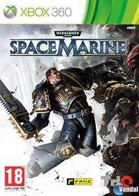 Portada oficial de Warhammer 40.000 para Xbox 360