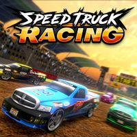 Portada oficial de Speed Truck Racing para Switch