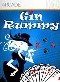 Portada oficial de Gin Rummy XBLA para Xbox 360