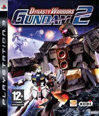 Portada oficial de Dynasty Warriors: Gundam 2 para PS3