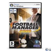 Portada oficial de Football Manager 2009 para PC