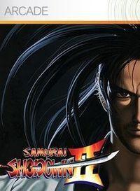 Portada oficial de Samurai Shodown 2 XBLA para Xbox 360