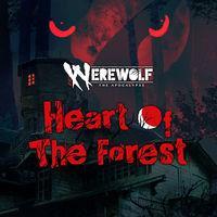 Portada oficial de Werewolf: The Apocalypse - Heart of the Forest para Switch