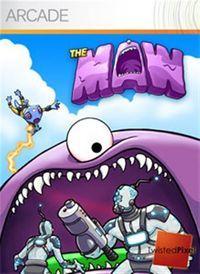 Portada oficial de The Maw XBLA para Xbox 360