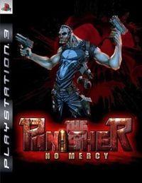 Portada oficial de The Punisher: No Mercy PSN para PS3
