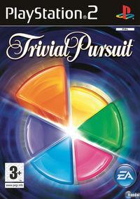 Portada oficial de Trivial Pursuit para PS2