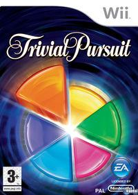 Portada oficial de Trivial Pursuit para Wii