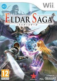 Portada oficial de Valhalla Knights: Eldar Saga para Wii