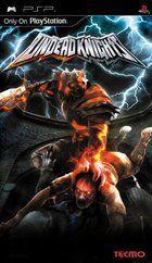 Portada oficial de de Undead Knights para PSP