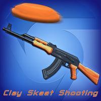 Portada oficial de Clay Skeet Shooting para Switch