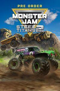 Portada oficial de Monster Jam Steel Titans 2 para Xbox One