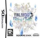 Portada oficial de de Final Fantasy Crystal Chronicles: Echoes of Time para NDS
