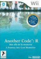 Portada oficial de de Another Code: R - Más allá de la memoria para Wii