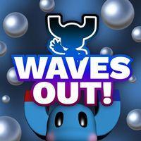 Portada oficial de Waves Out! para PS4