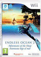 Portada oficial de de Endless Ocean 2: Adventures Of The Deep para Wii
