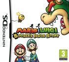 Portada oficial de de Mario & Luigi: Viaje al Centro de Bowser para NDS