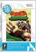 Portada oficial de de Donkey Kong Jungle Beat para Wii