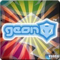 Portada oficial de GEON PSN para PS3