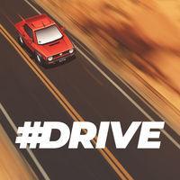 Portada oficial de #DRIVE para Switch