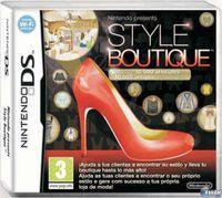 Portada oficial de Style Boutique para NDS