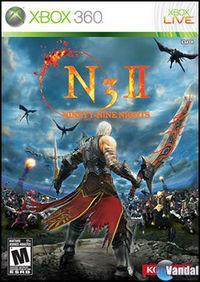 Portada oficial de Ninety Nine Nights II para Xbox 360
