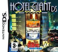 Portada oficial de Hotel Giant DS para NDS