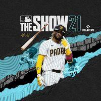 Portada oficial de MLB The Show 21 para PS4