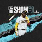 Portada oficial de de MLB The Show 21 para PS4