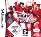 Portada oficial de de High School Musical 3: Senior Year  para NDS