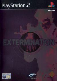 Portada oficial de Extermination para PS2