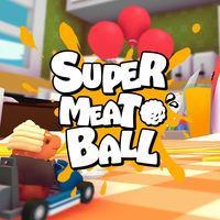 Portada oficial de Super Meatball para Switch
