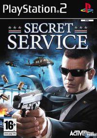 Portada oficial de Secret Service para PS2