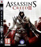 Portada oficial de de Assassin's Creed 2 para PS3