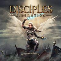 Portada oficial de Disciples: Liberation para PS4