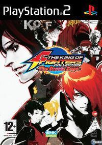 Portada oficial de King of Fighters Collection: The Orochi Saga para PS2
