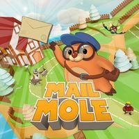 Portada oficial de Mail Mole para Switch