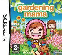 Portada oficial de Gardening Mama para NDS