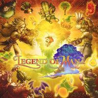 Portada oficial de Legend of Mana para Switch